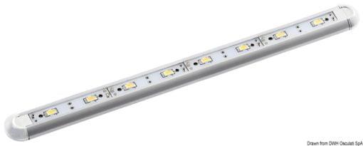 Slim Leuchte Mini, stoßfest 12 V 3 W - Art. 13.197.25 3