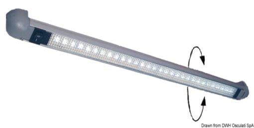Turnstripe schwenkbare 9-LED-Schienenleuchte - Art. 13.838.01 2