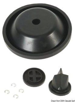 Reparaturset f.Pumpen Urchin - Art. 15.262.37 8