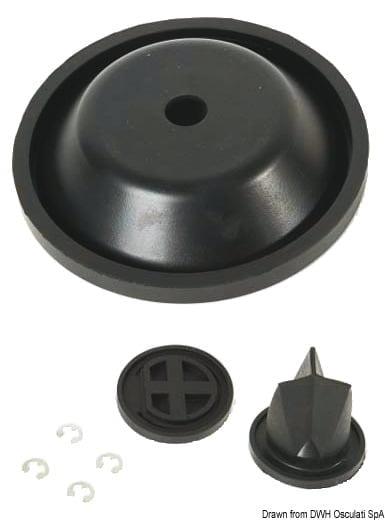 Reparaturset f.Pumpen Urchin - Art. 15.262.37 4