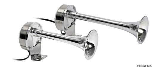 Einzelhupe 12 V 210 mm - Art. 21.452.06 2
