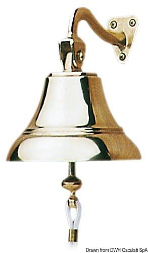 Schiffsglocke Bronze 100 mm - Art. 21.530.00 3