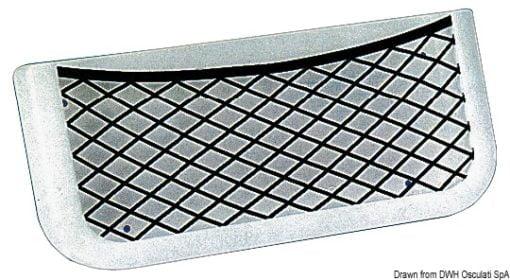 RICHTER Ablagefach m.elast. Netz 260x112x31 mm - Art. 48.434.04 3
