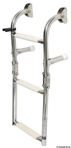 Klapp-Badeleiter AISI316 standard 5-stufig - Art. 49.572.05 9