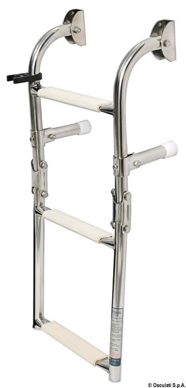 Klapp-Badeleiter AISI316 standard 5-stufig - Art. 49.572.05 5