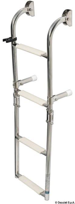 Klapp-Badeleiter AISI316 standard 5-stufig - Art. 49.572.05 8
