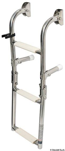 Klapp-Badeleiter AISI316 standard 5-stufig - Art. 49.572.05 7