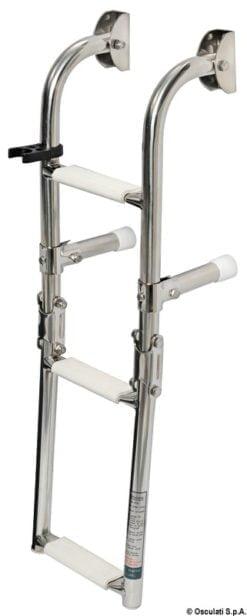 Klapp-Badeleiter AISI316 standard 5-stufig - Art. 49.572.05 6
