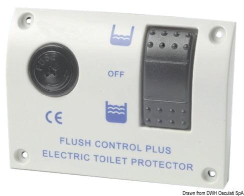 Schalttafel f.elektrische Bordtoiletten 24 V - Art. 50.207.08 1