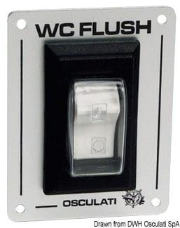 FLUSH WC Schalter - Art. 50.207.09 1