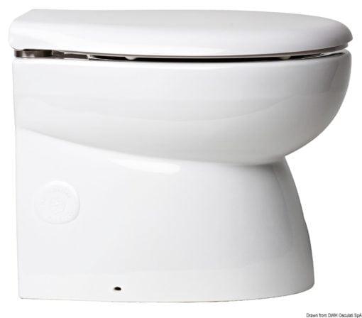 SILENT WC Elegant gerade 12 V - Art. 50.216.01 1