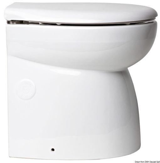 SILENT WC Elegant abgerundet 12 V - Art. 50.218.03 2