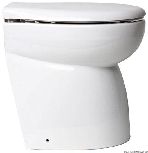 SILENT WC Elegant abgerundet 12 V - Art. 50.218.03 1