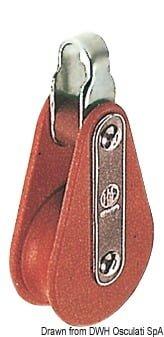 HYE Tufnol Einzelbock 8x30mm EHO - Art. 55.004.00 12