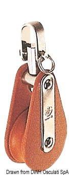 HYE Tufnol Einzelbock 8x30mm EHO - Art. 55.004.00 11