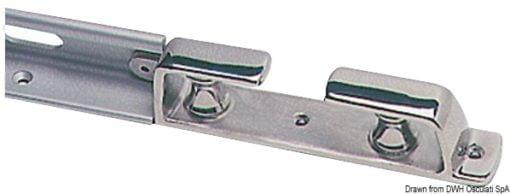 Lippklampe mRolle links - Art. 62.410.07 3