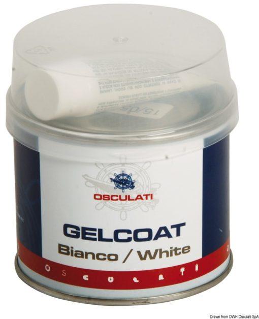 Osculati 4-in-i Gelcoat, weiß - Art. 65.520.06 1