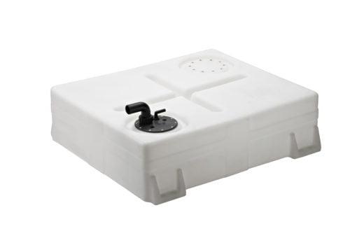 Trinkwassertank mit Stutzen aus hochwertigem und geschmacksneutralem Kunststoff lt. 140 – (CAN SB) – Art. SE8008 1