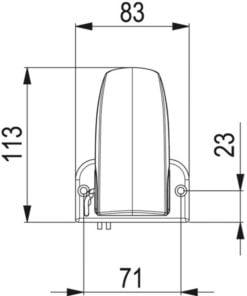 Marco AS2 Automatischer Schalter für Pumpen – Art. 16100220 3