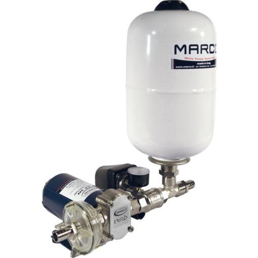 Marco UP12/A-V5 Automatische Druckwasserpumpe 36 l/min + Ausdehnungsgefäss 5 l (24 Volt) – Art. 16468213 1
