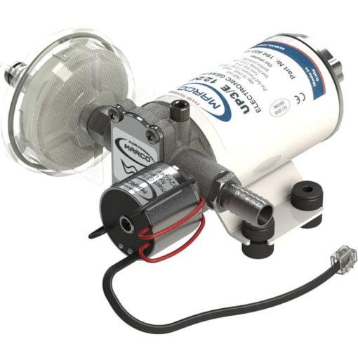 Marco UP3/E Elektronische Süßwasserpumpe 15 l/min – Art. 16460215 1