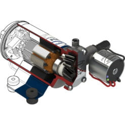 Marco UP3/E Elektronische Süßwasserpumpe 15 l/min – Art. 16460215 9