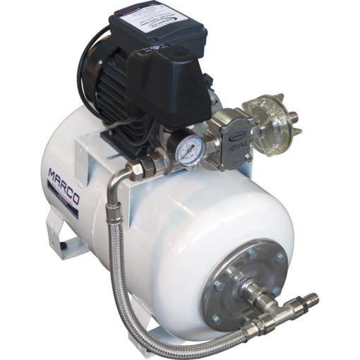 Marco UP6/A-AC 220 V 50 Hz Automatische Druckwasserpumpe mit Ausdehnungsgefäss 20 l – Art. 1646261C 1