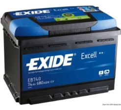 Batterien Exide