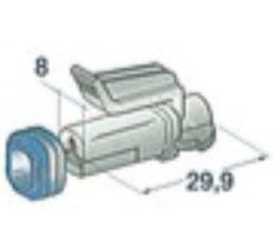 Wasserdichte Steckverbindungen für Kabel bis 1-2 m2