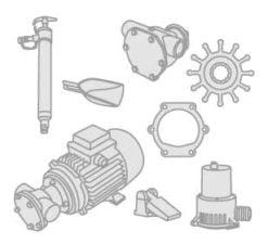 16 - Bilgenpumpen- Pumpenflügelräder- Autoklavs