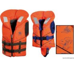 Rettungswesten zertifiziert gemäß EN ISO 12402