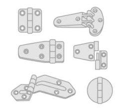 38 - Gasdruckfeder- Eisenwaren