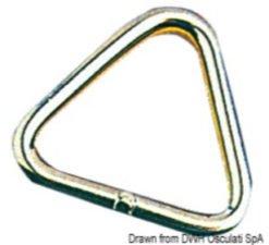 Ringe aus poliertem- rostfreiem Edelstahl- geschweißt