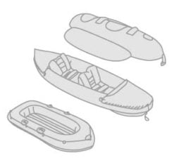 64 - Wasserski- wakeboards- Spaßfahrzeuge- Snorkeling