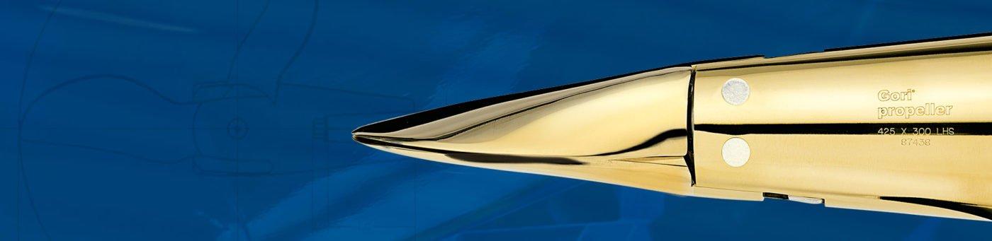 GORI - Faltpropeller für Ihr Segelboot 1